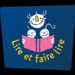 """Logo """"Lire et faire lire"""""""
