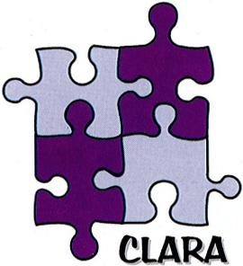 """Logo """"CLARA"""""""