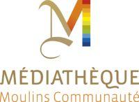 """Logo """"Médiathèque"""""""