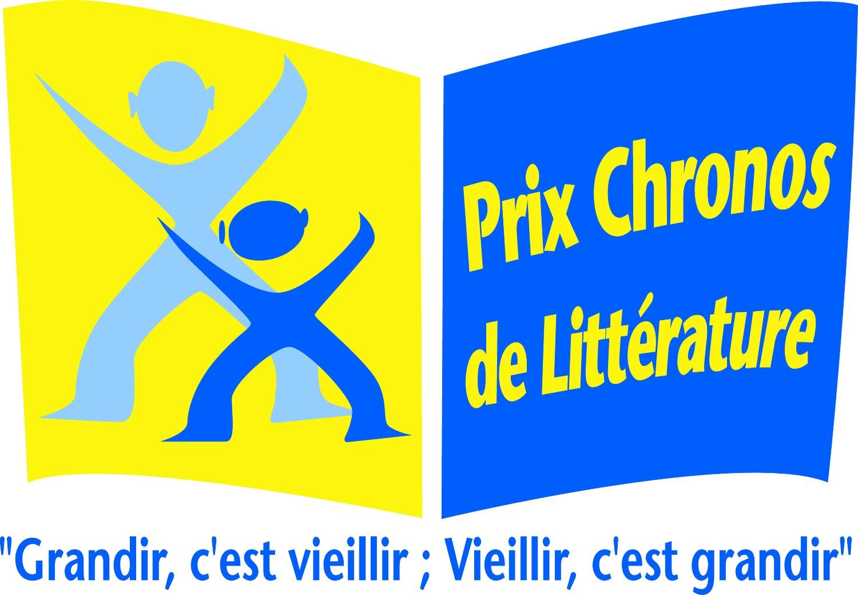 """Logo """"Prix Chronos"""""""