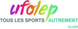 "Logo ""UFOLEP Allier"""
