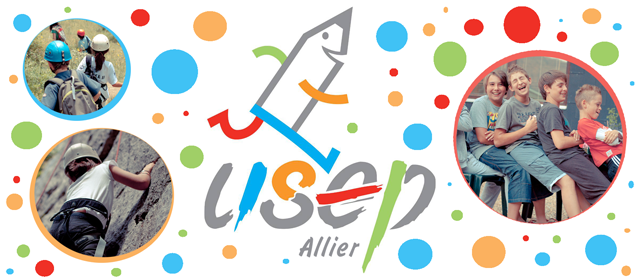 "Bannière ""USEP"""