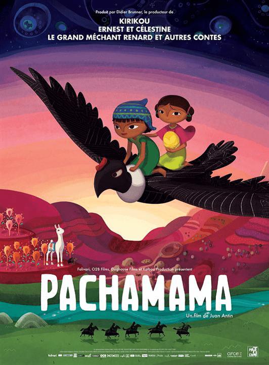 Pachamama @ Salle de cinéma