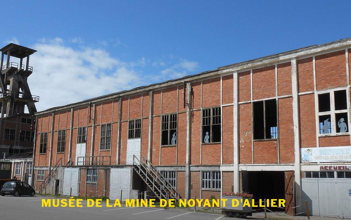 Musée de la mine de Noyant ouvert @ Musée de la mine de Noyant