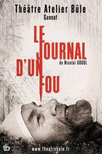Journal d'un Fou @ Salle Robert Chardonnet