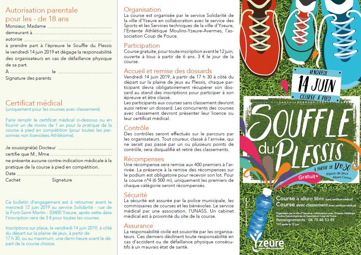 Souffle du Plessis @ Plaine de jeux Albert Camus