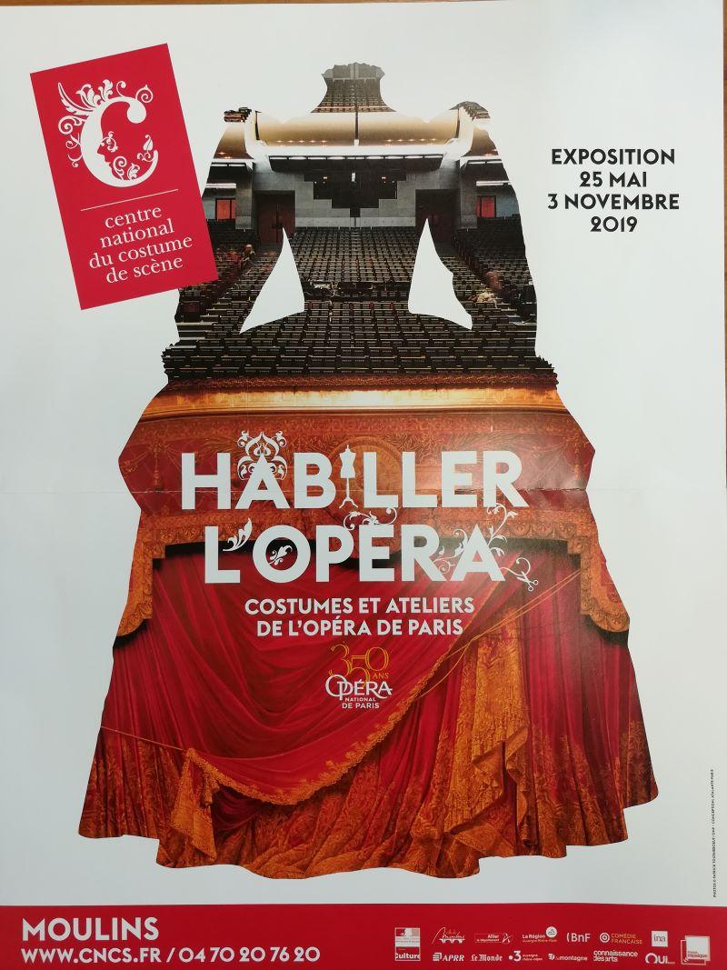 Habiller l'opéra @ CNCS - Centre national du Costume de Scène
