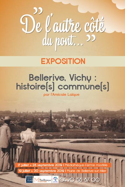 Bellerive, Vichy : histoire(s) commune(s) @ Médiathèque - ferme