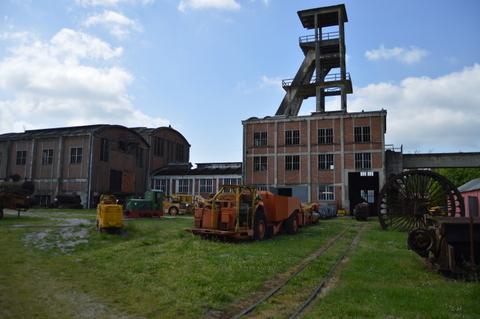 Visite nocturne @ Musée de la mine de Noyant