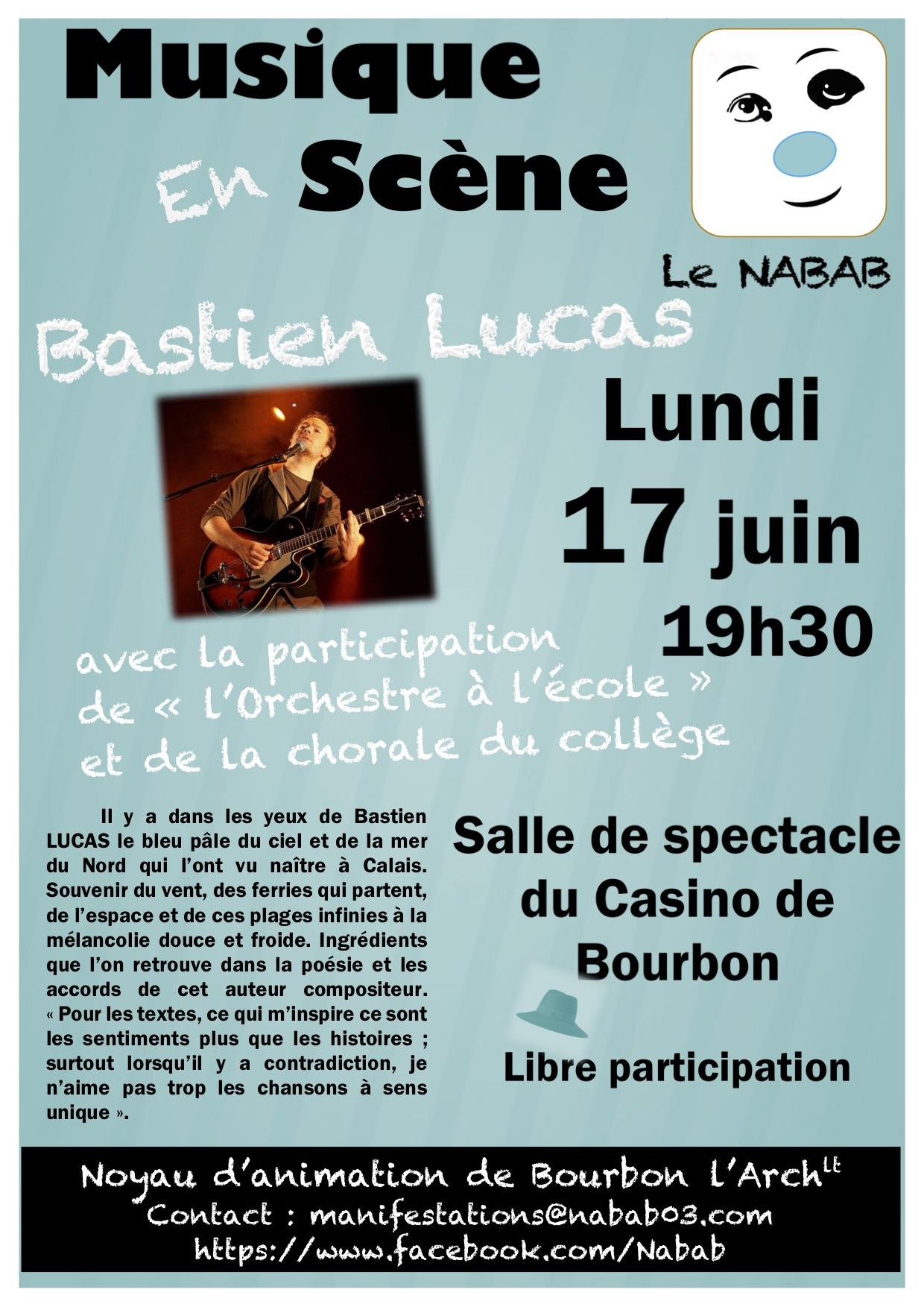 Concert @ Salle de sppectacle