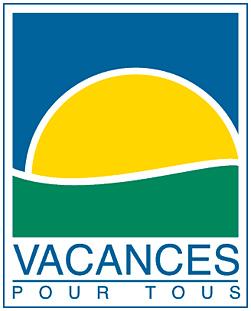 """Logo """"Vacances pour tous"""""""