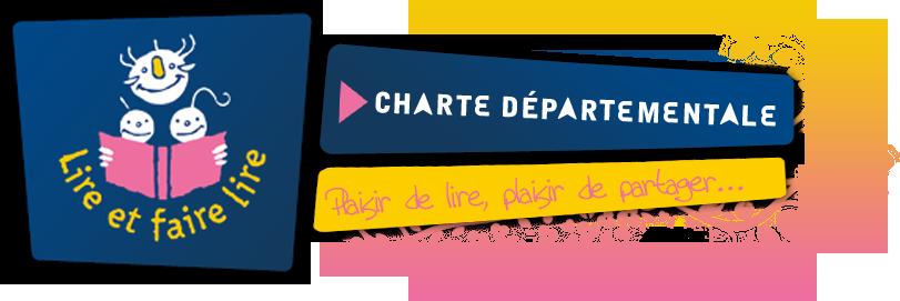 """Bannière """"Charte départementale"""""""