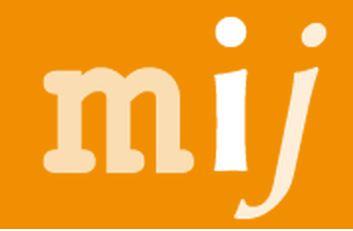 "Logo ""MIJ"""