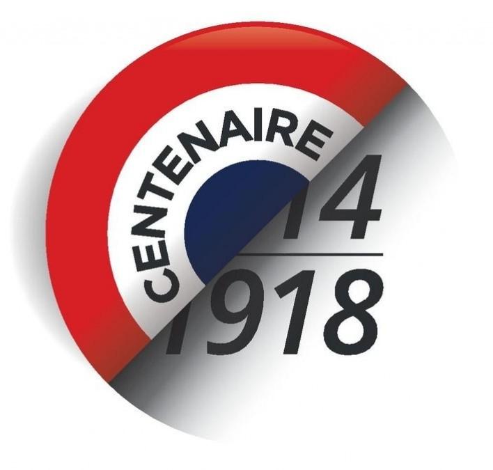 """Label """"Centenaire 14-18"""""""